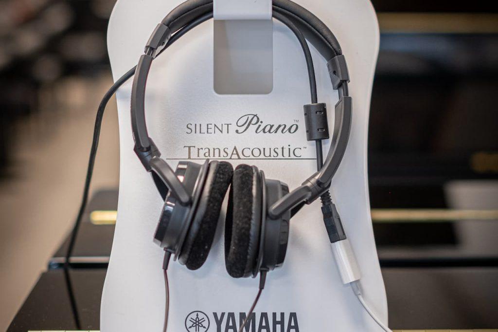 TransAcoustic piano