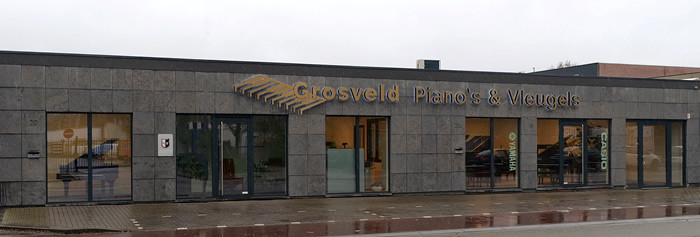 Muziekzaak Grosveld