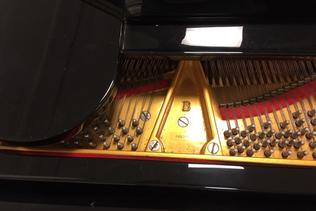 revisie muziekzaak grosveld piano's en vleugels